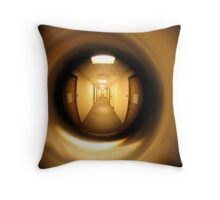 institution  Throw Pillow
