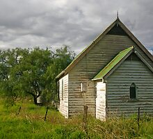 Abandoned Church by meRalph