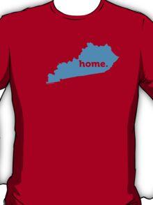 Kentucky Home Blue T-Shirt