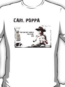 The Walking Dead Carl Poppa T-Shirt