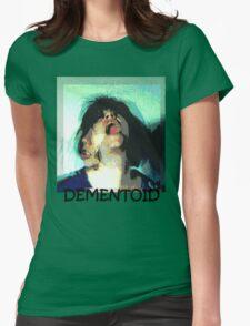 dementoid Womens Fitted T-Shirt