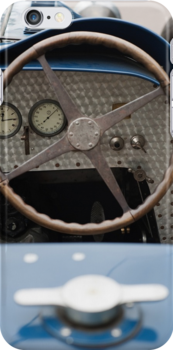 Bugatti Dashboard by Flo Smith