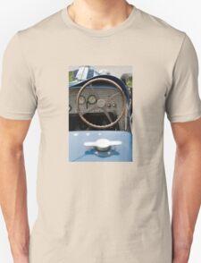 Bugatti Dashboard Unisex T-Shirt