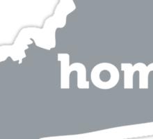 Kentucky Home Grey Sticker
