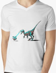 Evolutionary Dramatisation Mens V-Neck T-Shirt