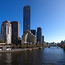 Melbourne Pano 01 by BrainCandy