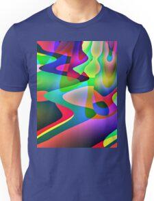 Abstract World Unisex T-Shirt