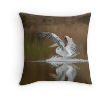 Pelican landing Throw Pillow