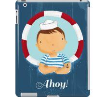 Ahoy! iPad Case/Skin