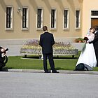Wedding photographer 2 by David Clarke