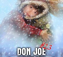 Don Joe #23 by Bob Bello