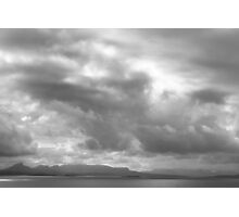 highland coast from stoer Photographic Print
