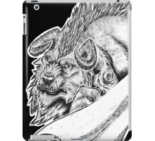 Beasty! iPad Case/Skin