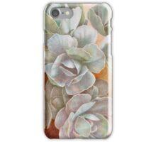 Sedum spectabile iPhone Case/Skin