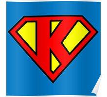 Super K Poster