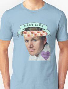 Gordon Ramsay Flower Crown Sass T-Shirt