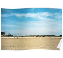 The Beach 2 - Rock Cornwall Poster