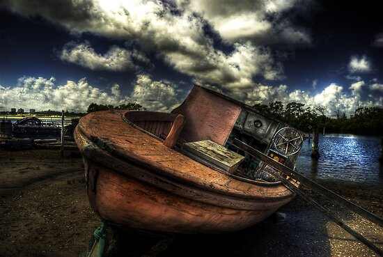 All washed up by Rodney Trenchard