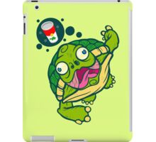 How's The Soup iPad Case/Skin