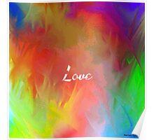Multi-Colored Love  Poster