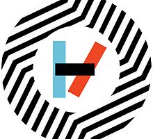 Blurryface - Twenty One Pilots by LewisDKennedy