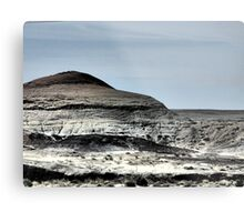 Bisti/De-Na-Zin Badlands, New Mexico Metal Print