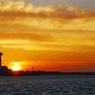 Corniche Sunset by Joseph Najm