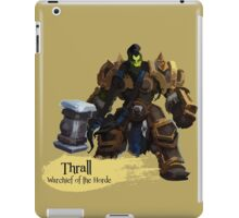 Warchief of the Horde iPad Case/Skin