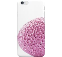Floral Pink Easter iPhone Case/Skin