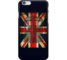 Union Tardis iPhone Case/Skin