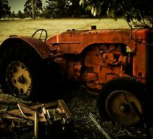 Tractor by James Cole