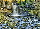 Thornton Force Ingelton - HDR by Colin  Williams Photography