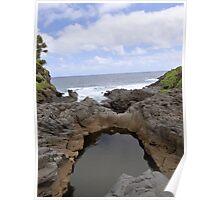 Maui Hana Highway Vista Poster
