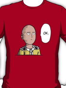 One-Punch Man OK T-Shirt / Phone case / Mug 4 T-Shirt