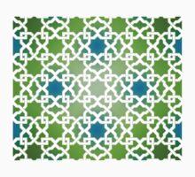 Geometric Pattern - Oriental Design  Kids Tee