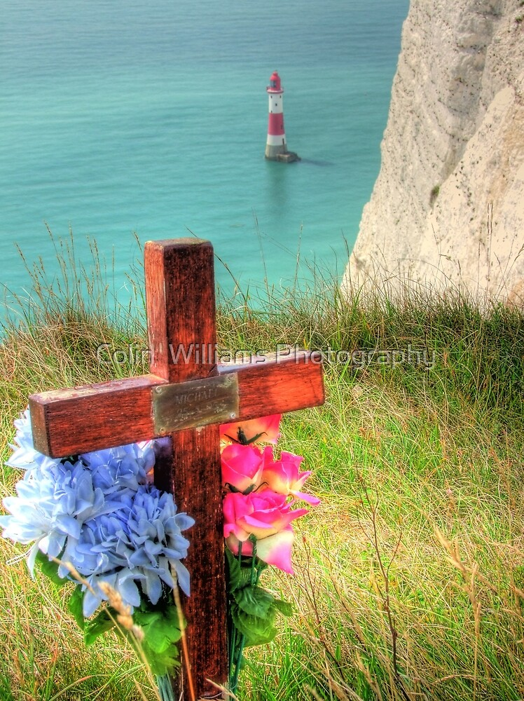 The Sad Side of Beachy Head  by Colin  Williams Photography
