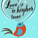 love is a higher tune by kennypepermans