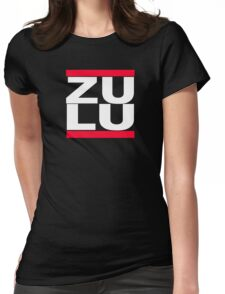 Zulu Womens Fitted T-Shirt