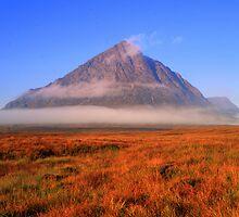 Buachaille Etive mor (stob dearg) by Alexander Mcrobbie-Munro