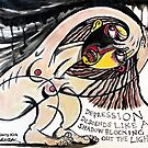'DEPRESSION'  by Jerry Kirk