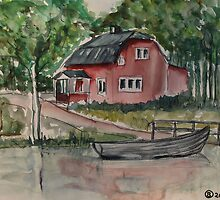 Holiday  Dream Sweden by Oehmig Birgit