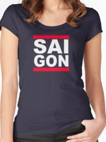 Saigon Women's Fitted Scoop T-Shirt