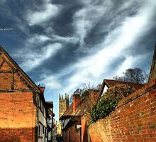 castle lane by Courtney Stewart