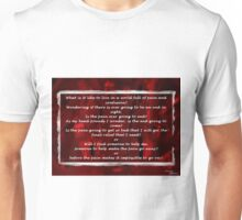Life from my Point of View Unisex T-Shirt