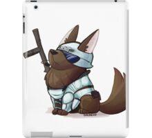 Nasus K9 fan art iPad Case/Skin