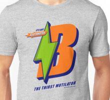 BRAWNDO B Unisex T-Shirt