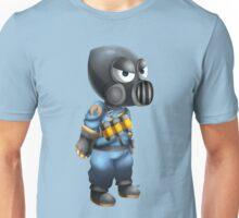 Chibi Blu Pyro Unisex T-Shirt