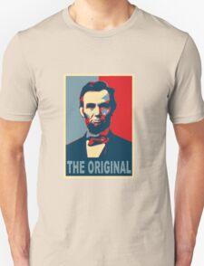 Abe: The Original Unisex T-Shirt