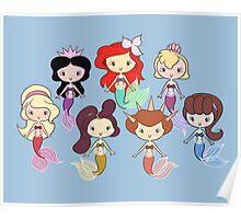 Lil' CutiEs - Mersisters Poster