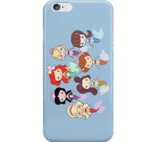 Lil' CutiEs - Mersisters iPhone Case/Skin